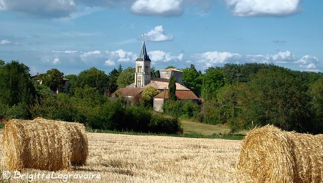 Engayrac, l'église aux champs