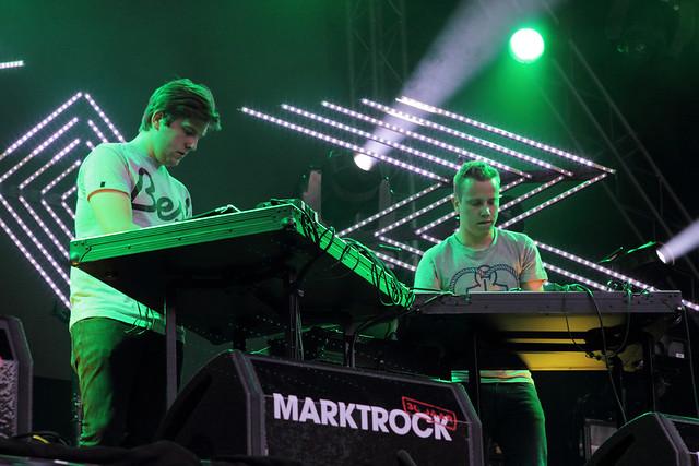 Marktrock - 12 augustus 2012