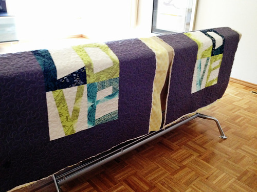 Baby Quilts LOVE