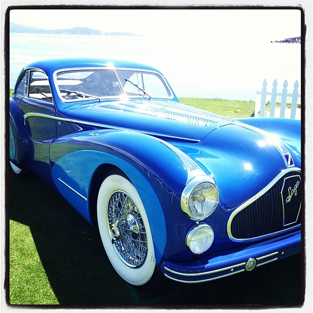 We Certainly Saw Some Of The Most Beautiful Cars In The