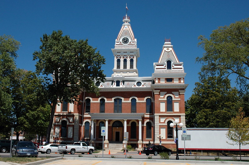 Livingston County Courthouse, Pontiac, IL