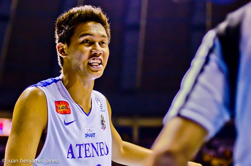 UAAP Season 75: Ateneo Blue Eagles vs. FEU Tamaraws, Aug 18