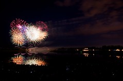 Globalfest Calgary 2012 - Brazil Fireworks
