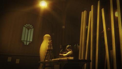 木工職人さん