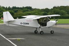 G-CGMN - Kevin Dutton