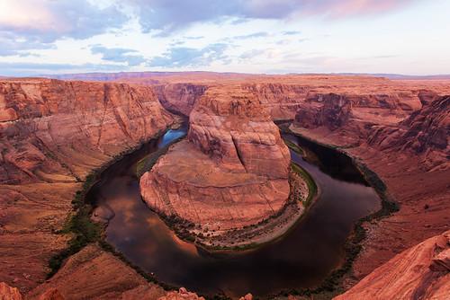 arizona southwest sunrise photography page coloradoriver redrock glencanyon glencanyonnationalrecreationarea horseshoebend mandj98 jmpphotography jamesmarvinphelps