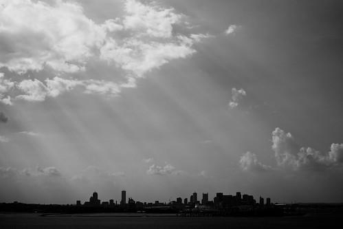 Shining on Boston