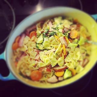 dinner (instagram)