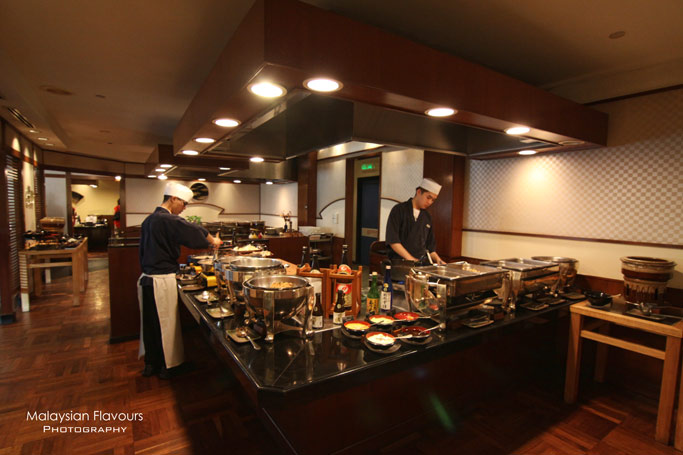 Awesome Japanese Weekend Brunch Buffet Sagano Restaurant Home Interior And Landscaping Ponolsignezvosmurscom