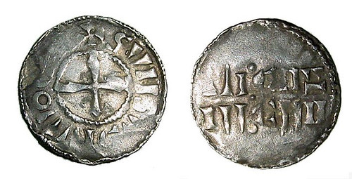 Louis the infant coin
