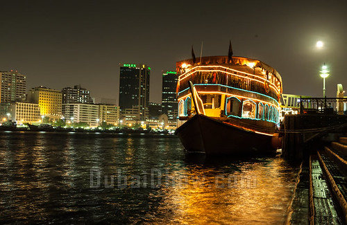 Place to visit in Dubai: Music On Dhow