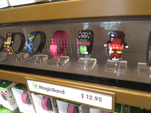 MagicBands a $12.95