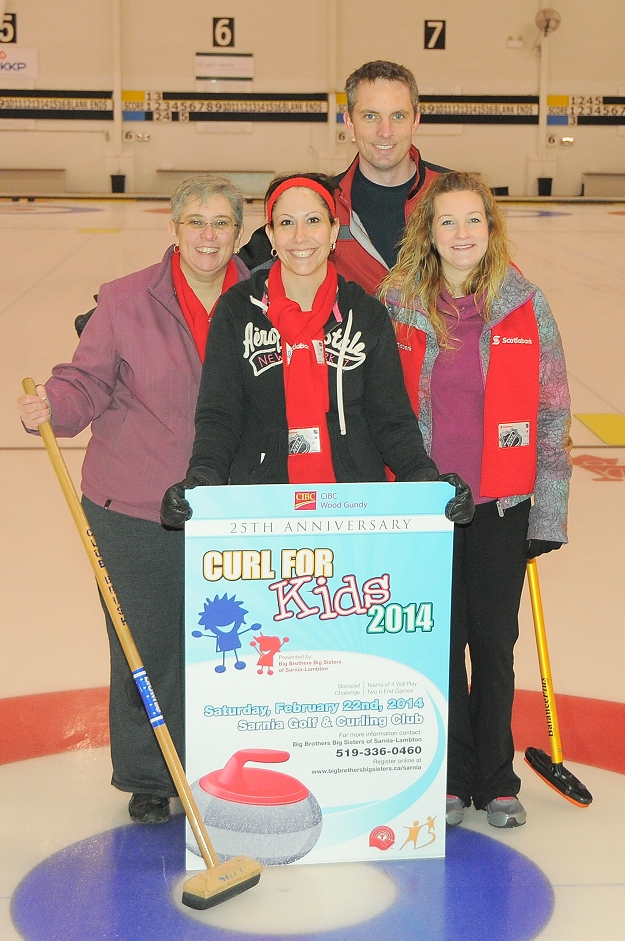 Curl For Kids 2014