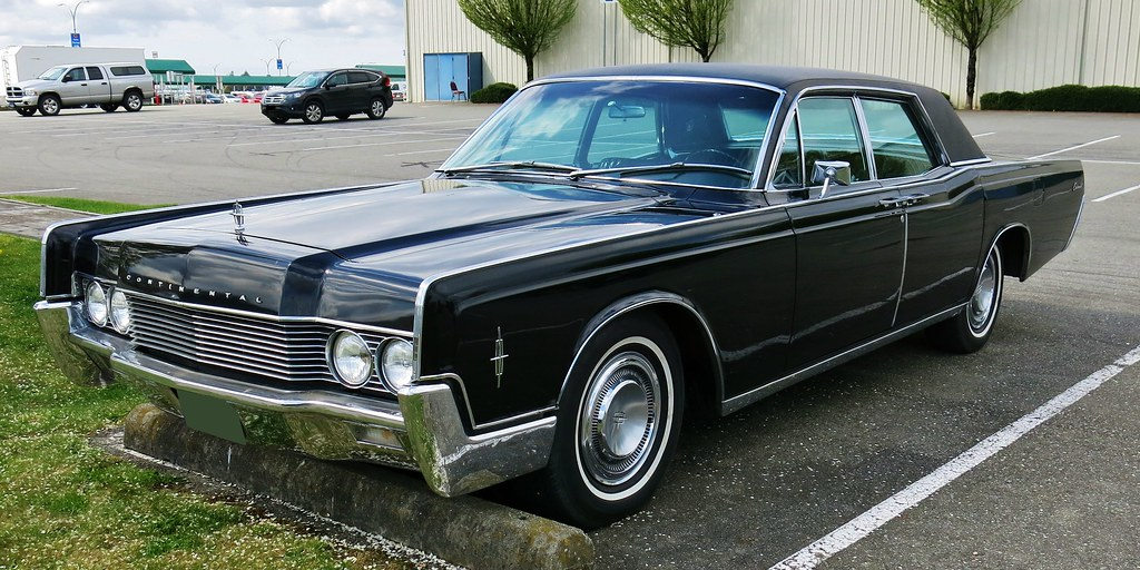 1966 Lincoln Continental 4 Door Sedan A Photo On