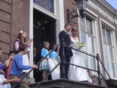Huwelijk Marc Huijbregts