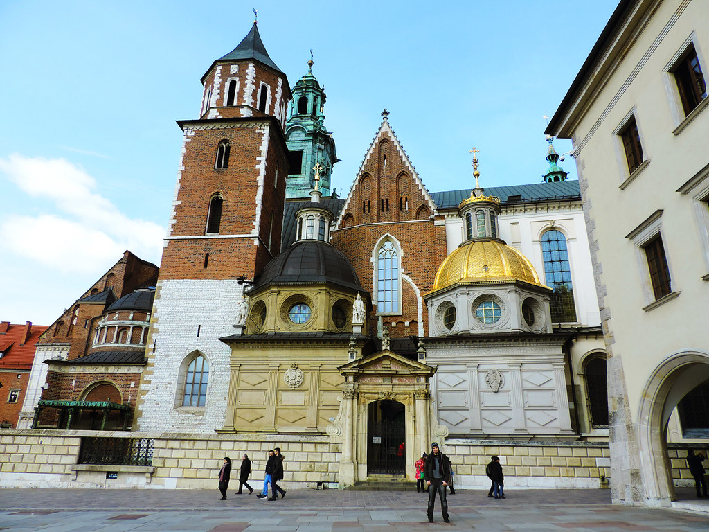 Churches Not To Miss In Krakow: Wawel Cathedral, Krakow