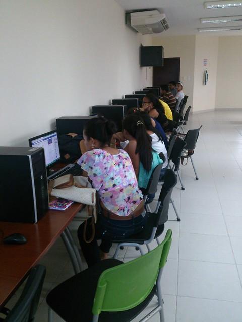 Estudiantes de TICs Unisucre 2016