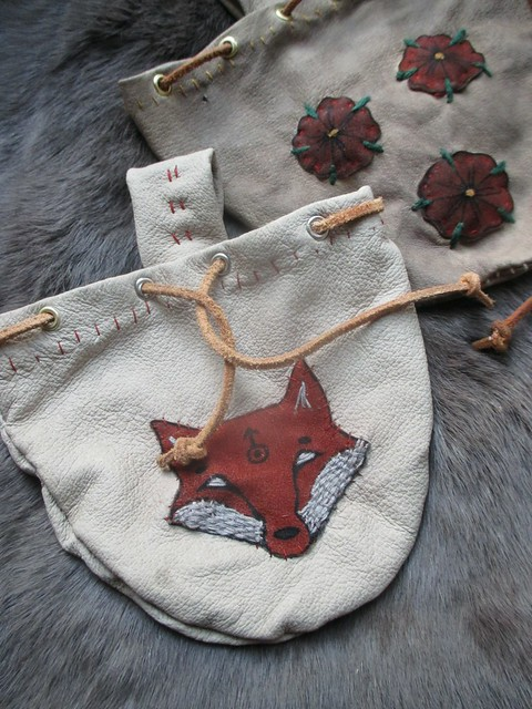 Hedgefairy Tales: New LARP purses