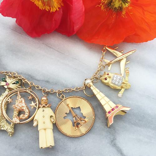 Sunny Bond Charm Bracelet