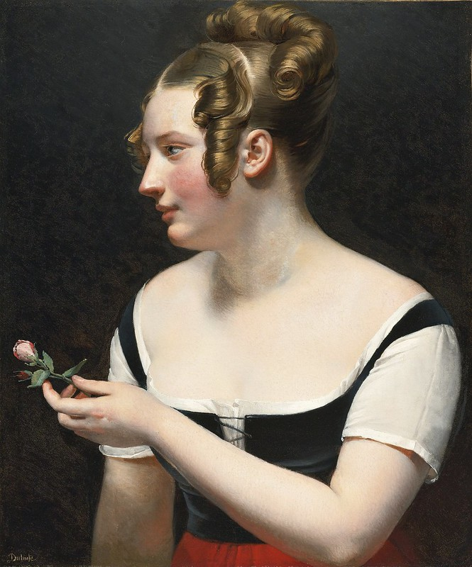 Édouard-Louis Dubufe - Allegory of Smell