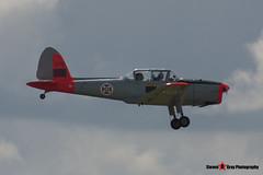 F-AZJV 1375 - OGMA-65 - Private - OGMA DHC-1 Chipmunk T.20 - Duxford - 070707 - Steven Gray - CRW_3651