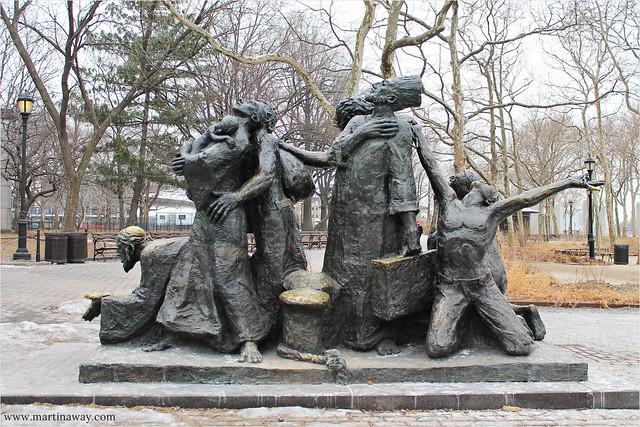 Battery Park - Monumento