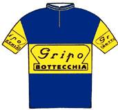 Gripo Bottecchia - Giro d'Italia 1957