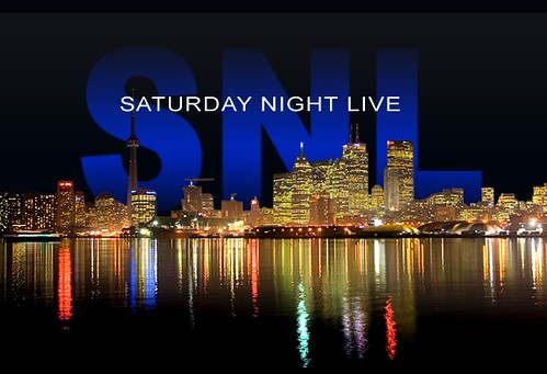 Saturday Night Live: Programa de Sketches Comicos