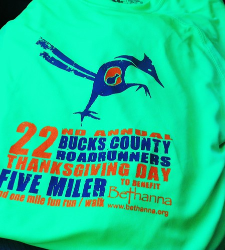 Five Mile Turkey Trot Tshirt