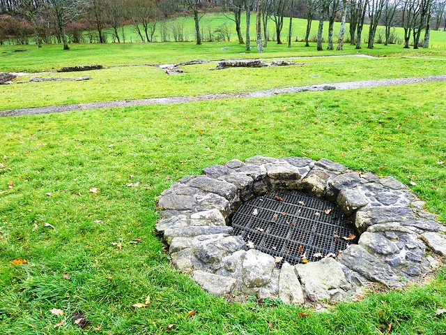 Barr Hill Roman Fort, Antonine Wall
