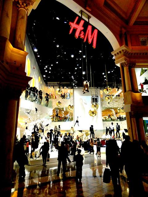 H&M Las Vegas