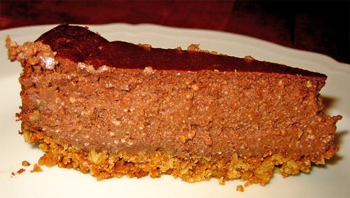 torta di ricotta e cioccolato con profumo di castagne e vaniglia by fugzu