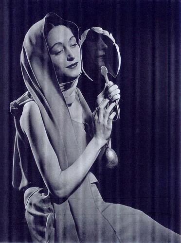 Man Ray, Nusch au Miroir, 1935 by Gatochy