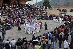 36 - Con la Virgen del Quinche (Ecuador) en Torreciudad