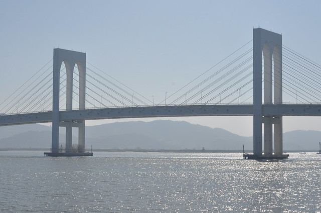 Macau-Taipa Bridge