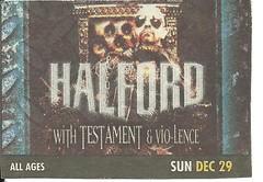 12-29-02 Halford-Testament-Vio-Lence @ Las Vegas, NV