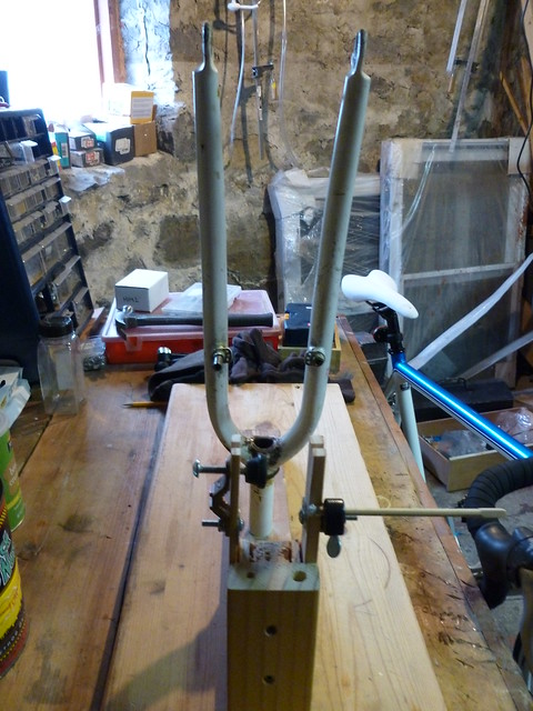 My Diy Truing Stand Bike Forums
