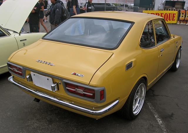 6424135711on 1976 Toyota Corolla