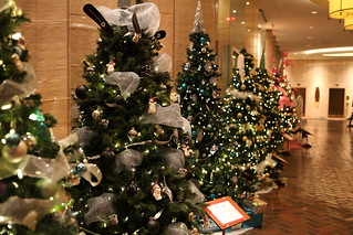 Festival of Trees 2011 @ Four Seasons Hotel