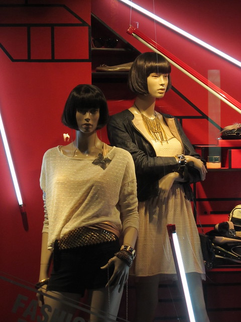 Escaparate fashion 2