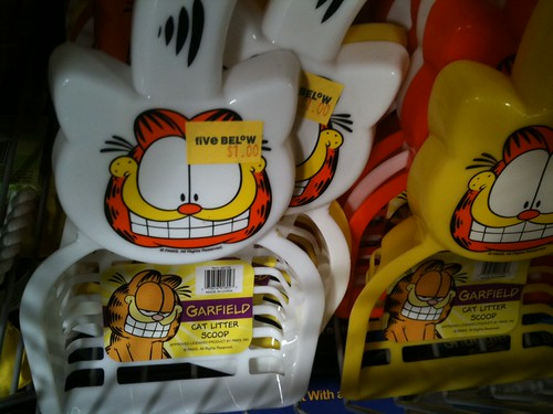 Garfield Cat Litter Scoops
