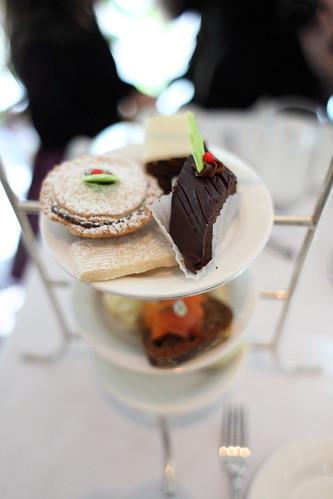 high tea @ Chateau Laurier