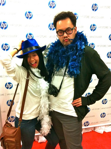 HP Store Vancouver | 1-year Anniversary