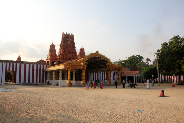Nallur Kovil - Ceremony