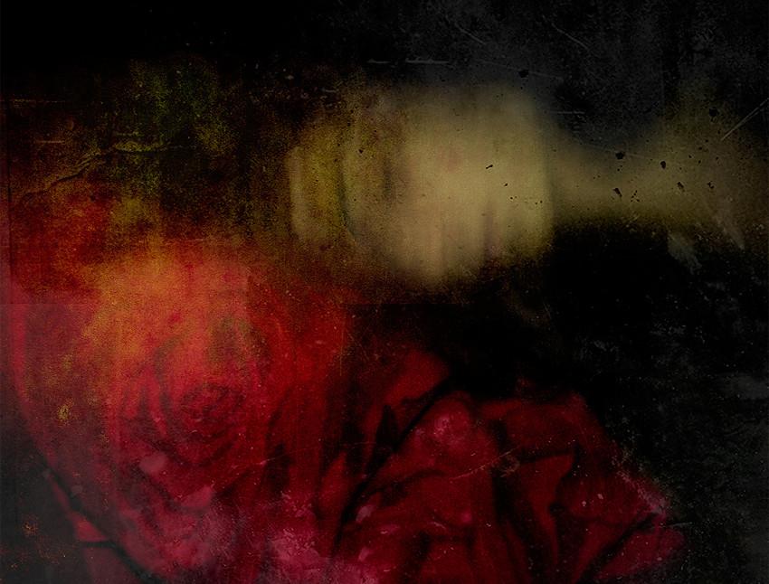 entre rojos muriendo