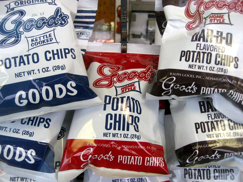 Good's Potato Chips