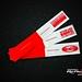 Faixa - Vermelha Branca - PErsonalizada