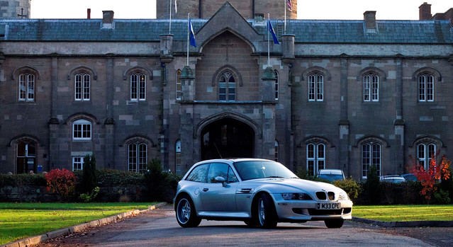 1999 BMW M Coupe | Arctic Silver | Gray/Black