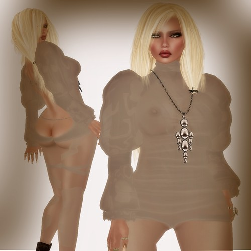 A&A Fashion Balafe Outfit beige