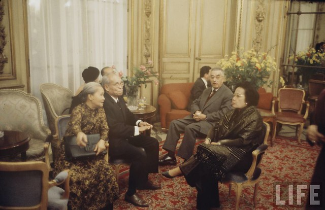 Paris Peace Talks 1968